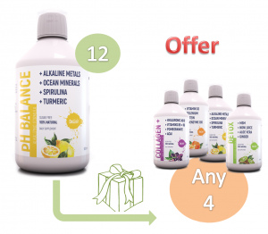 DeLixir Optimal Pack Four pH Balance